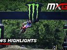 Video Highlights: 2021 MXGP of Russia