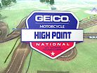 Animated Track Map: 2021 High Point National