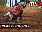 Video Highlights: 2021 MXGP of Italy