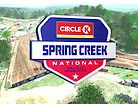 Animated Track Map: 2021 Spring Creek National