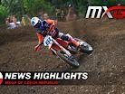 Video Highlights: 2021 MXGP of Czech Republic