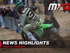 Video Highlights: 2021 MXGP of Flanders-Belgium