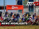 Video Highlights: 2021 MXGP of Afyon