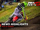 Video Highlights: 2021 MXGP of Germany