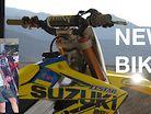 Carson Mumford's Vlog - First Day on BarX Suzuki