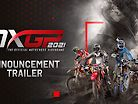 Announcement Trailer: 2021 MXGP - The Video Game