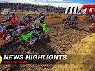 Video Highlights: 2021 MXGP of Spain
