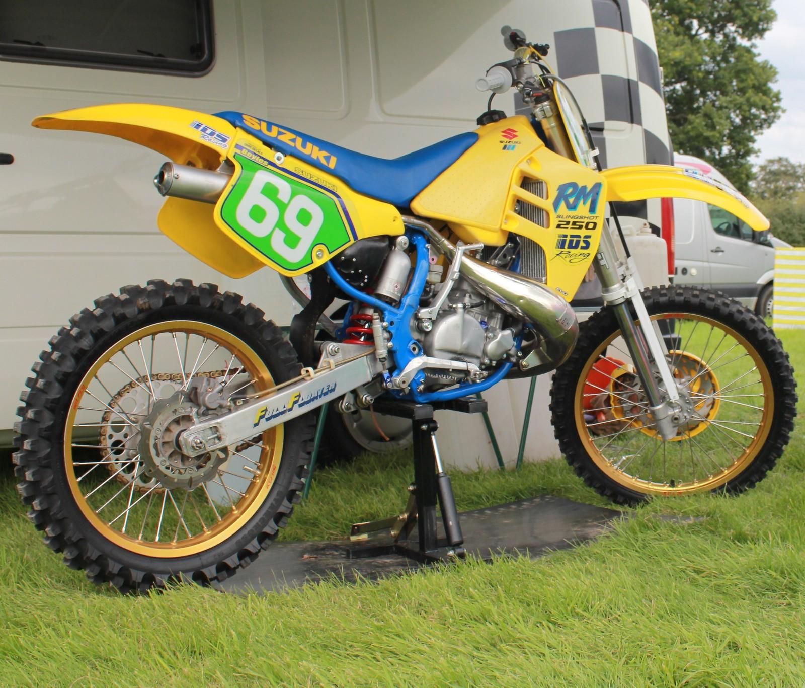 Suzuki RM250 1989