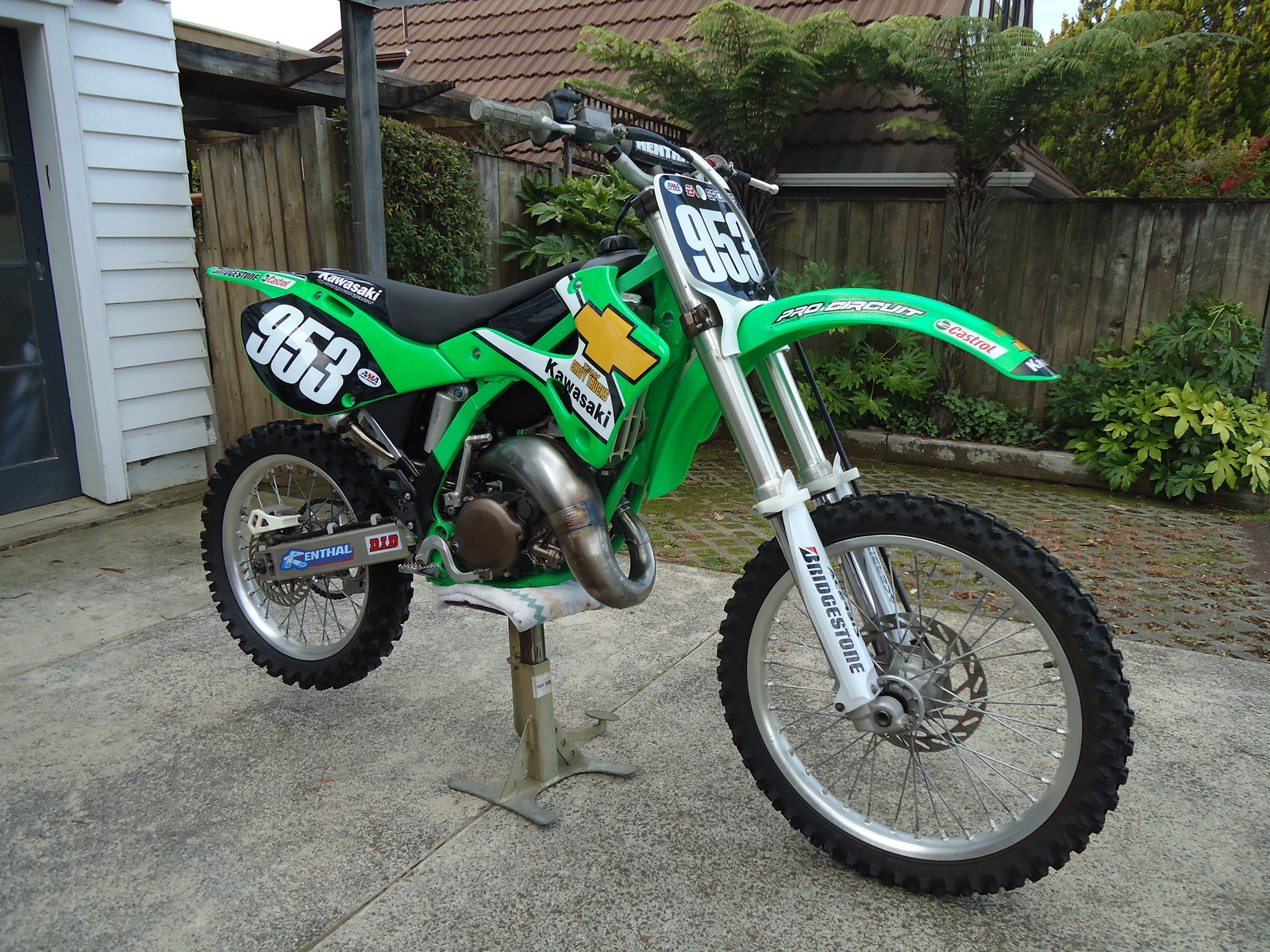 Kawasaki Kxengine For Sale