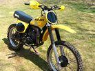 '77 Suzuki RM125B