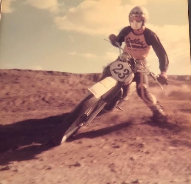 Joey Gratton Sandblasting - JoeyGratton'sSister - Motocross Pictures - Vital MX