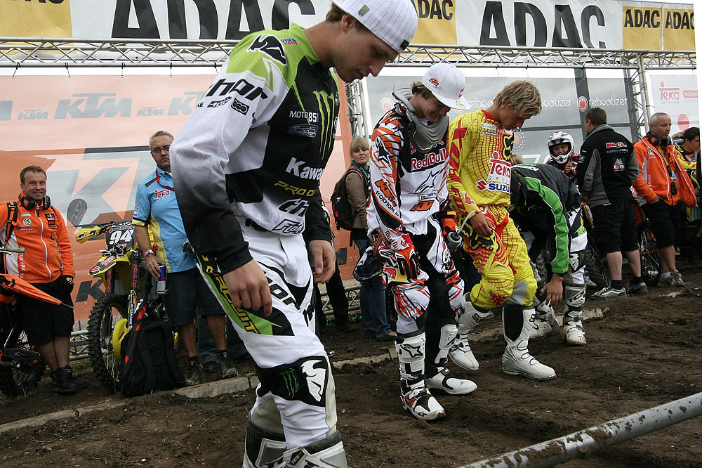 MX2 Gate prep - Jefro98 - Motocross Pictures - Vital MX