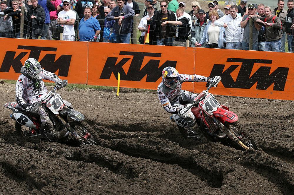 Swanepoel vs Leok - Jefro98 - Motocross Pictures - Vital MX