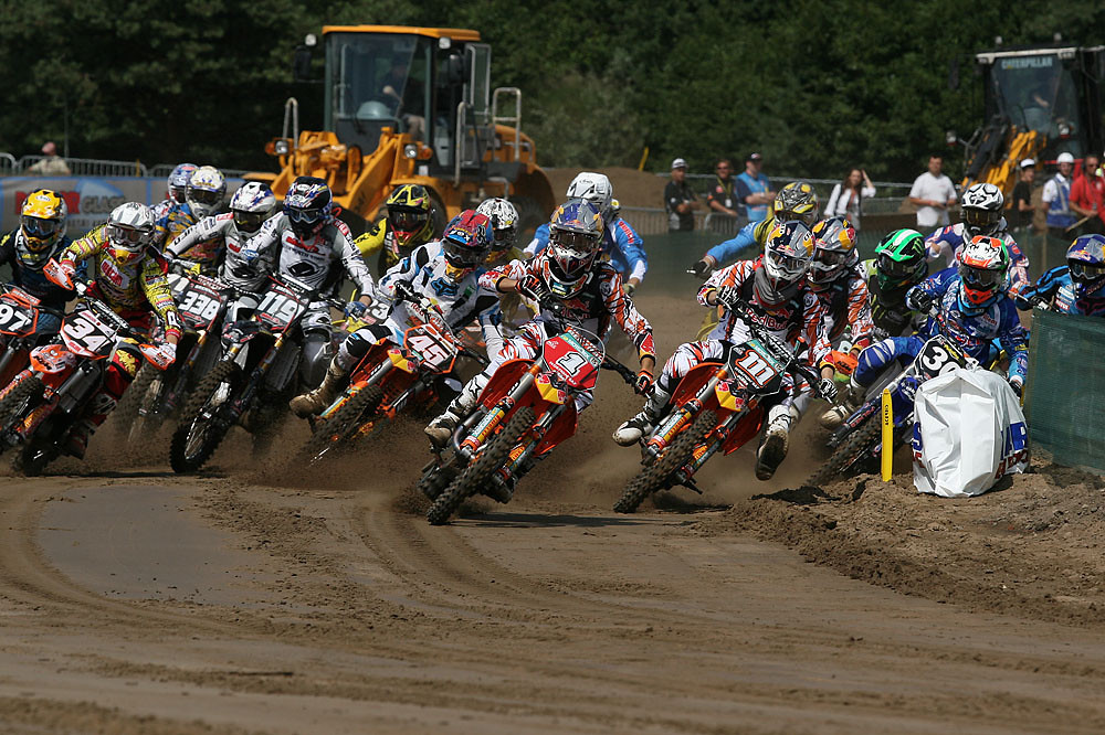 Start MX2 - Jefro98 - Motocross Pictures - Vital MX