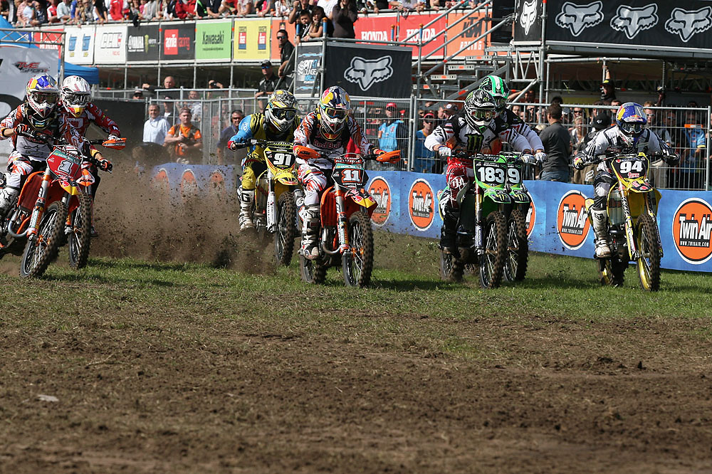 Start MX2 moto 1 - Jefro98 - Motocross Pictures - Vital MX