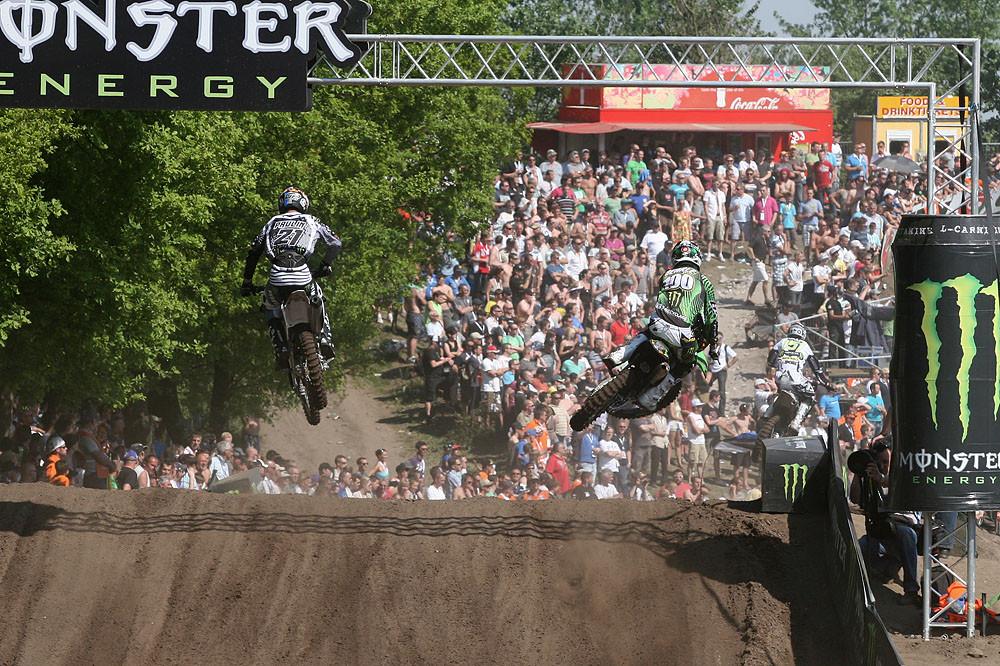 Paulin & Searle  - Dutch GP racing photos - Motocross Pictures - Vital MX