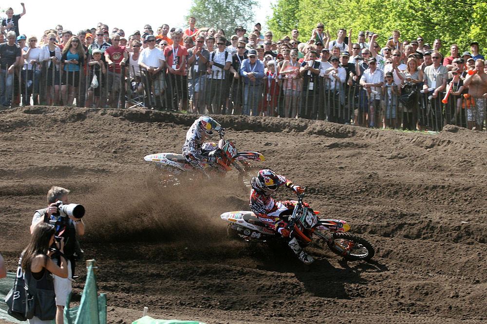 Roczen & Herlings  - Dutch GP racing photos - Motocross Pictures - Vital MX