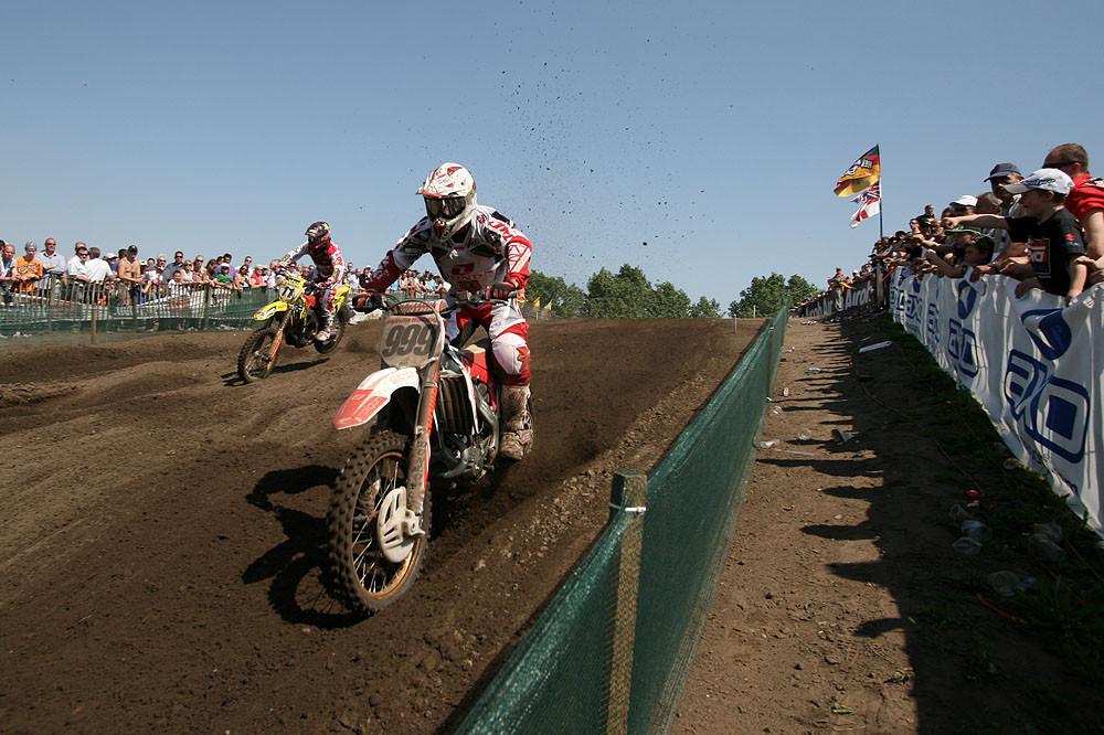 Goncalves & Ramon   - Dutch GP racing photos - Motocross Pictures - Vital MX