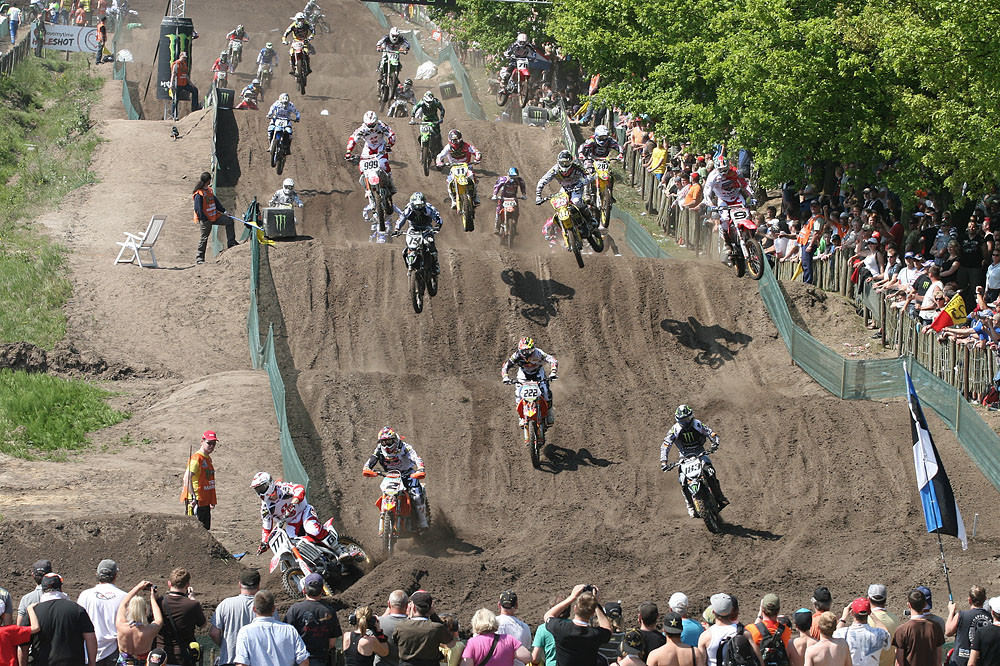 Start MX1 Moto1 - Dutch GP racing photos - Motocross Pictures - Vital MX