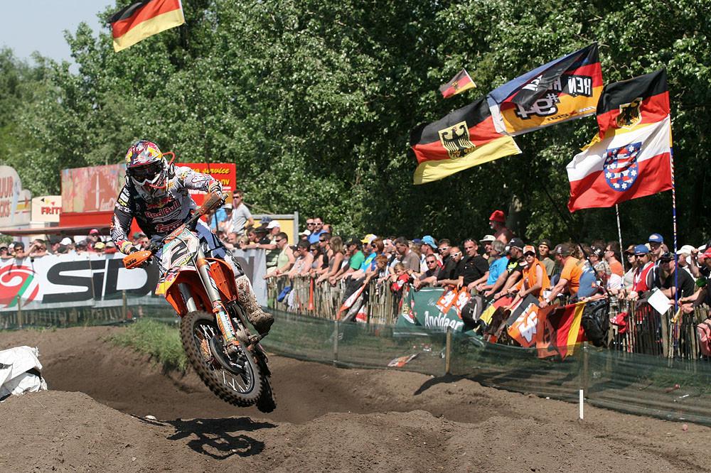 Max Nagl - Dutch GP racing photos - Motocross Pictures - Vital MX