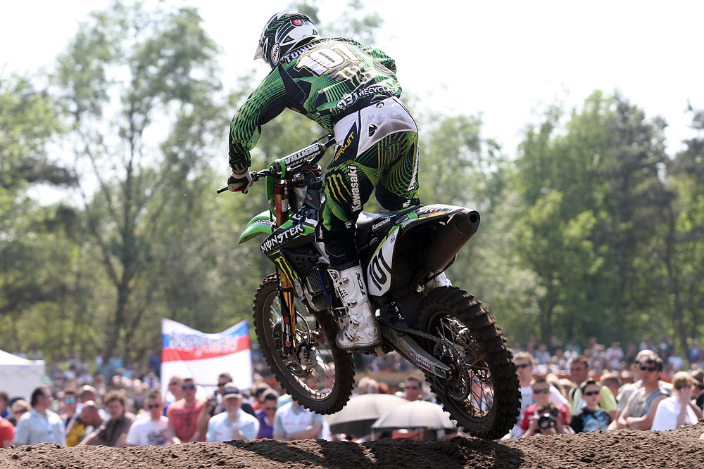 Ben Townley - Dutch GP racing photos - Motocross Pictures - Vital MX