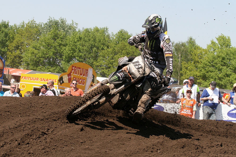 Steven Frossard - Dutch GP racing photos - Motocross Pictures - Vital MX