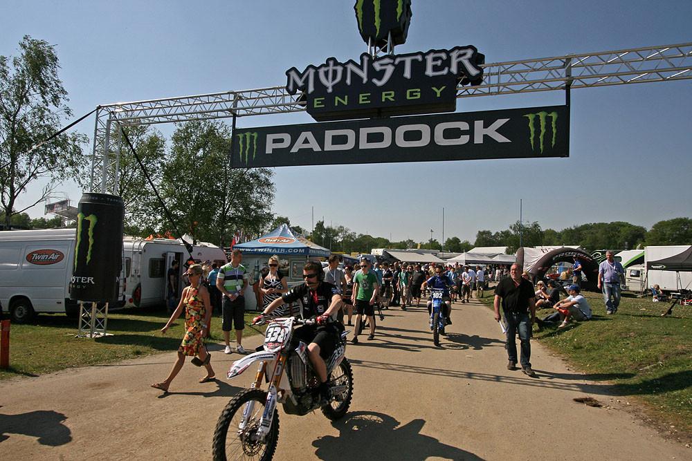 Paddock Entry - Dutch GP racing photos - Motocross Pictures - Vital MX