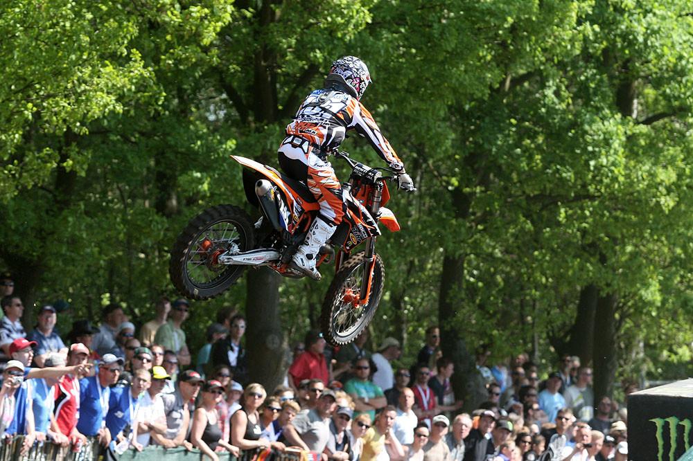 Nicolas Aubin  - Dutch GP racing photos - Motocross Pictures - Vital MX