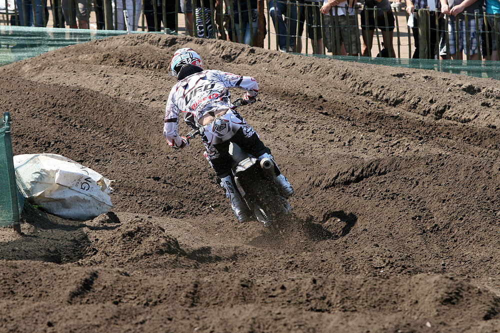 Arnoud Tonus - Dutch GP racing photos - Motocross Pictures - Vital MX