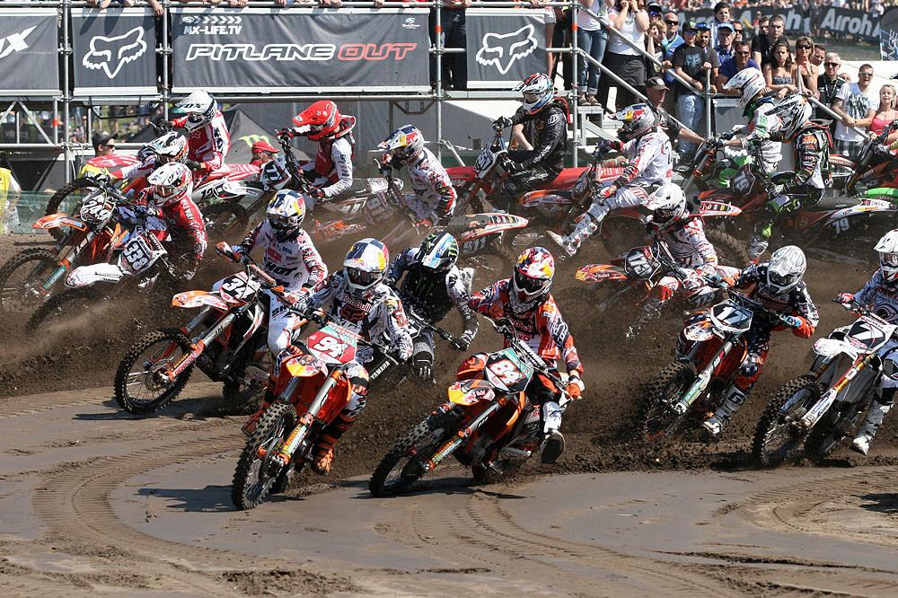 Start MX2 Moto2  - Dutch GP racing photos - Motocross Pictures - Vital MX