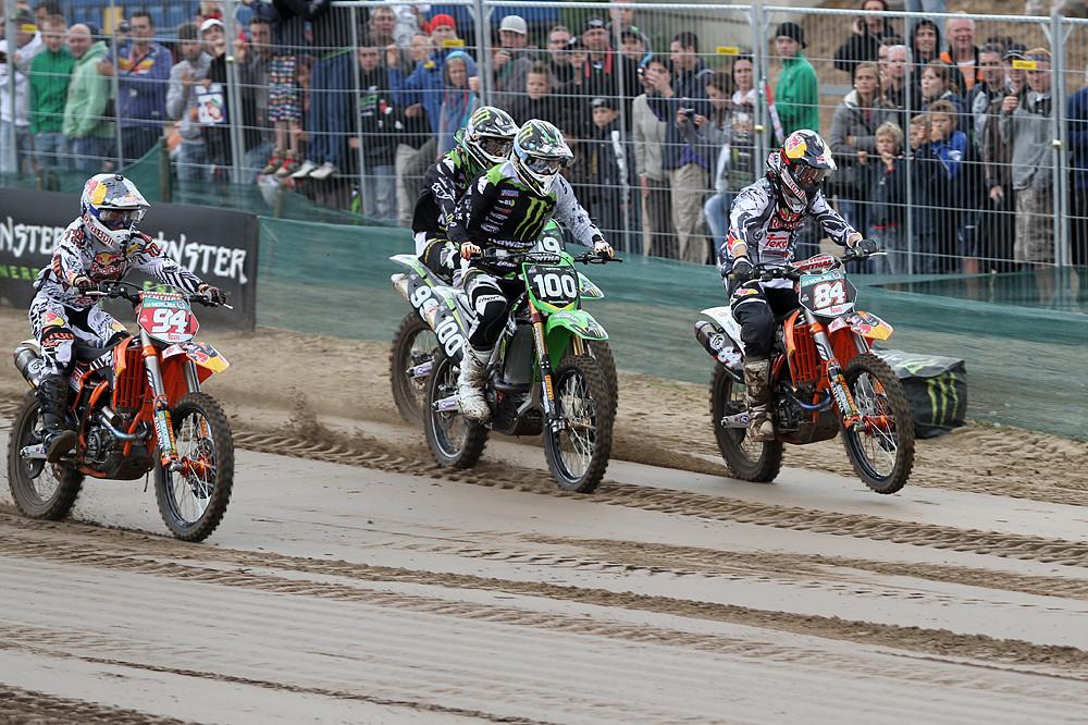 MX2 Start - Grand Prix of Belgium - Motocross Pictures - Vital MX
