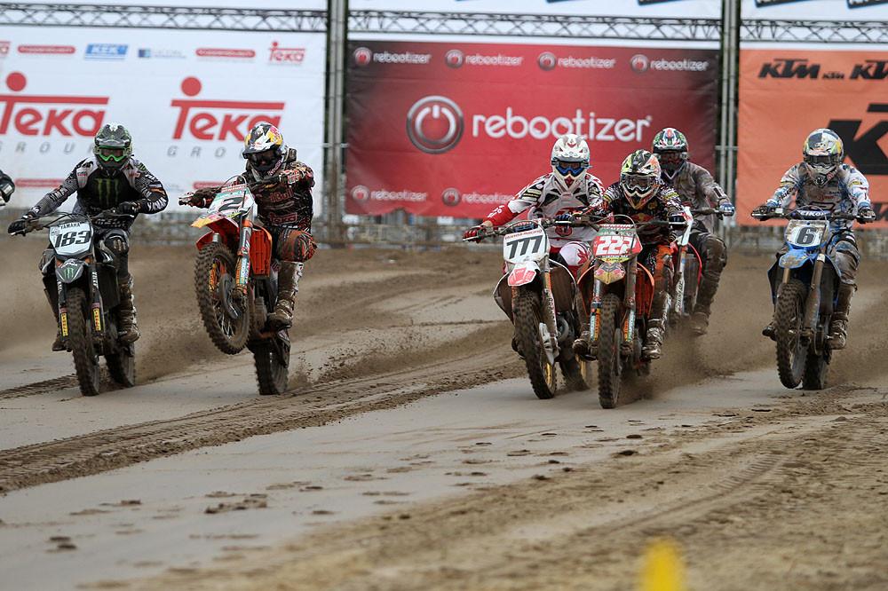 The second MX1 Start - Grand Prix of Belgium - Motocross Pictures - Vital MX