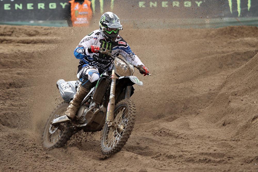 Steven Frossard - Grand Prix of Belgium Sunday Racing - Motocross Pictures - Vital MX