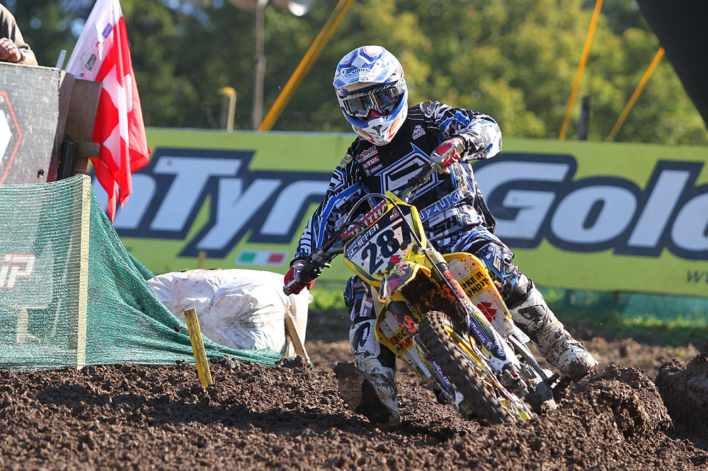 Marcus Schiffer - Grand Prix of Europe - Motocross Pictures - Vital MX