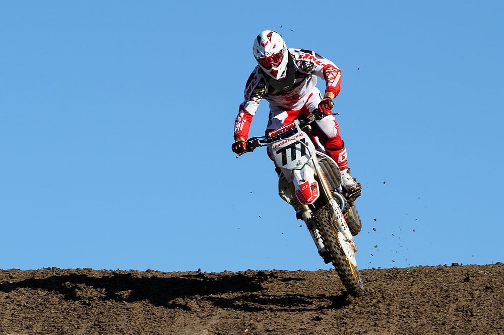 Evgeny Bobryshev - Grand Prix of Europe - Motocross Pictures - Vital MX