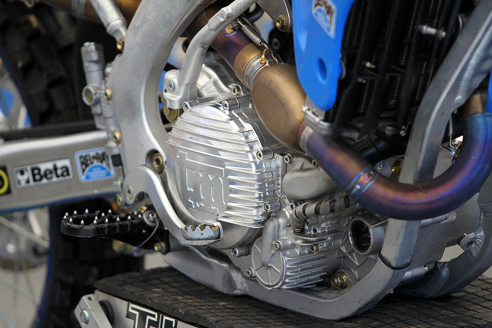 TM bike - Grand Prix of Europe - Motocross Pictures - Vital MX