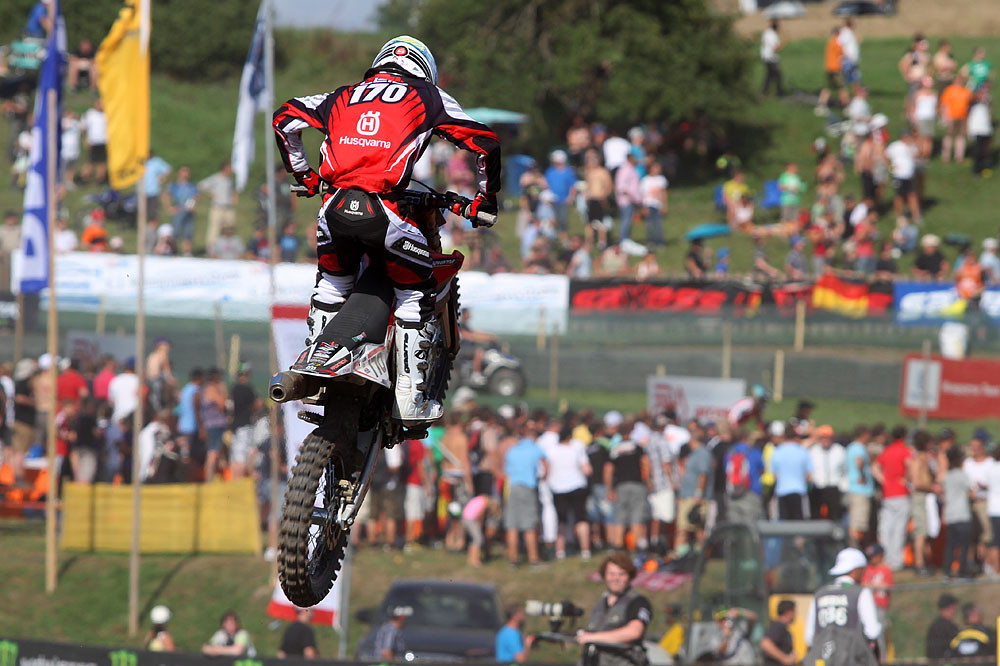 Michael Lieb - Grand Prix of Europe - Motocross Pictures - Vital MX