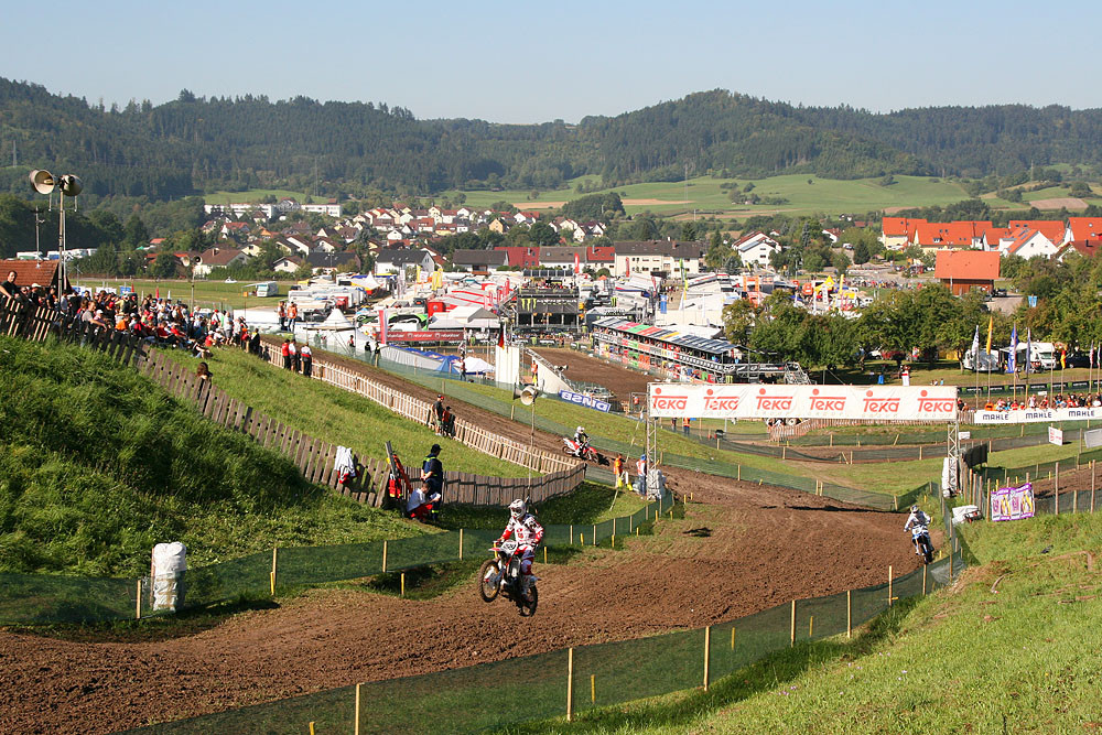 Gaildorf track - Grand Prix of Europe - Motocross Pictures - Vital MX