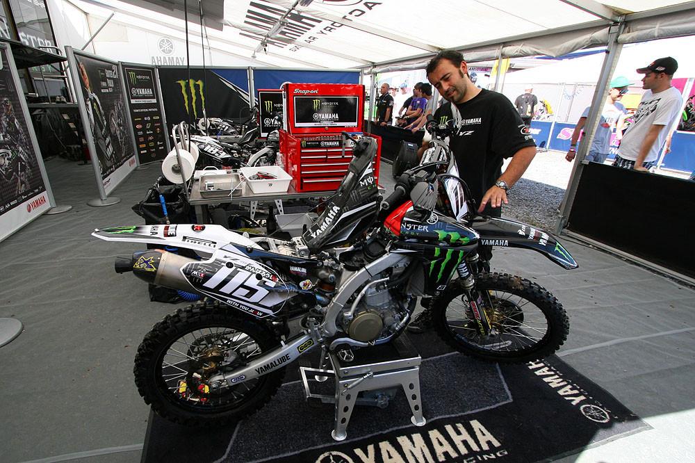 Team RInaldi Yamaha - Grand Prix of Europe - Motocross Pictures - Vital MX