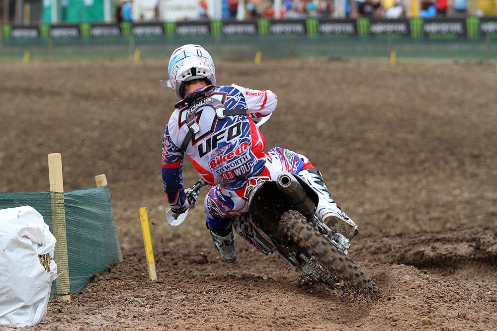 Arnoud Tonus - Grand Prix of Europe Sunday Racing - Motocross Pictures - Vital MX