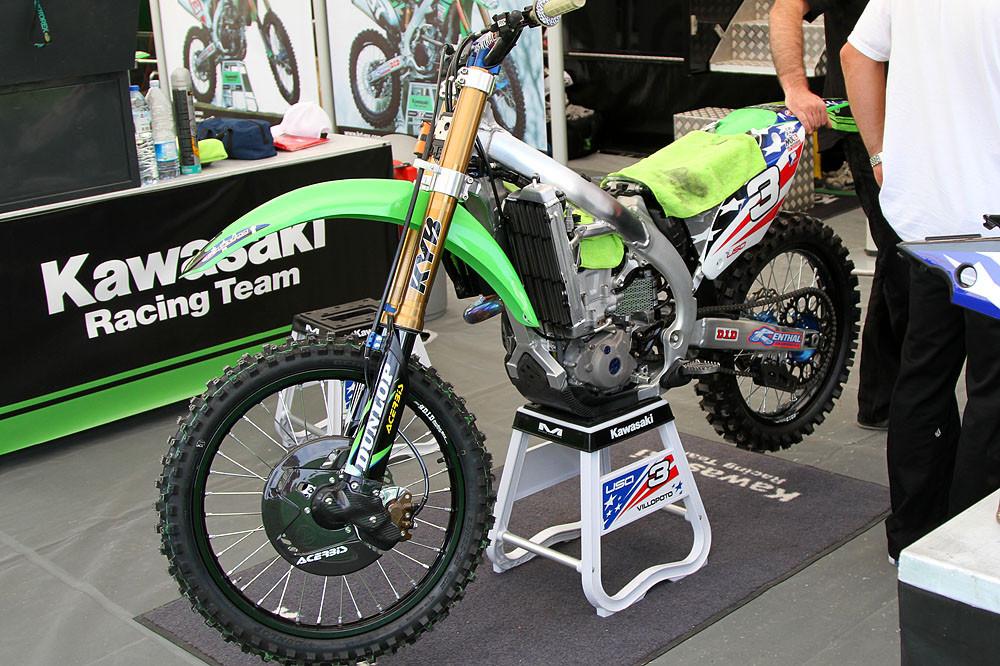 Ryan Villopoto - MXoN Friday Pitbits - Motocross Pictures - Vital MX