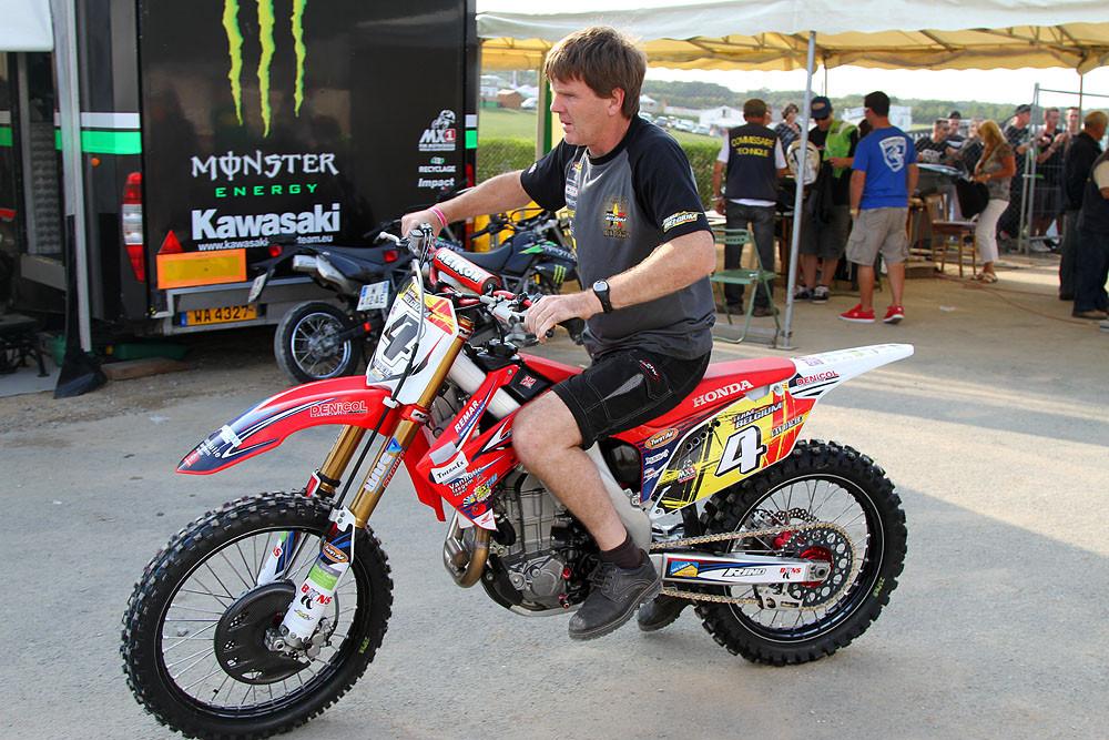 Marvin van Daele - MXoN Friday Pitbits - Motocross Pictures - Vital MX