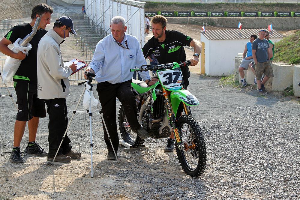 Jonathan Barragan - MXoN Friday Pitbits - Motocross Pictures - Vital MX