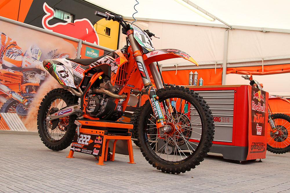 Toni Cairoli - MXoN Friday Pitbits - Motocross Pictures - Vital MX