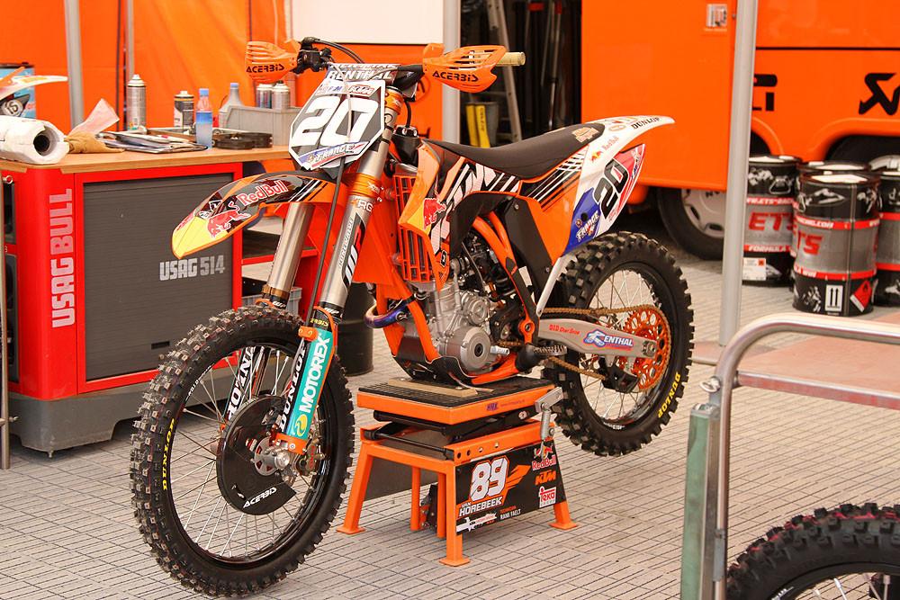 Marvin Musquin - MXoN Friday Pitbits - Motocross Pictures - Vital MX