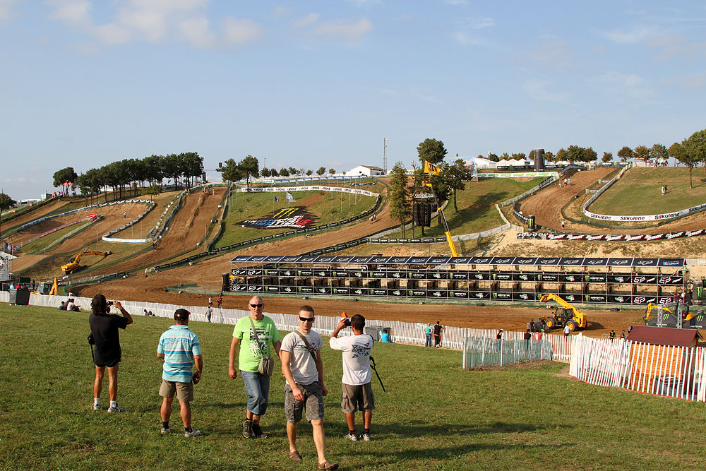 Track view - MXoN Friday Pitbits - Motocross Pictures - Vital MX