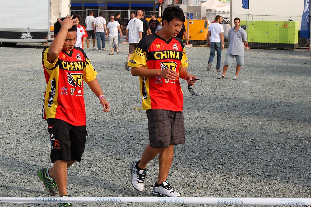 Team China - MXoN Friday Pitbits - Motocross Pictures - Vital MX