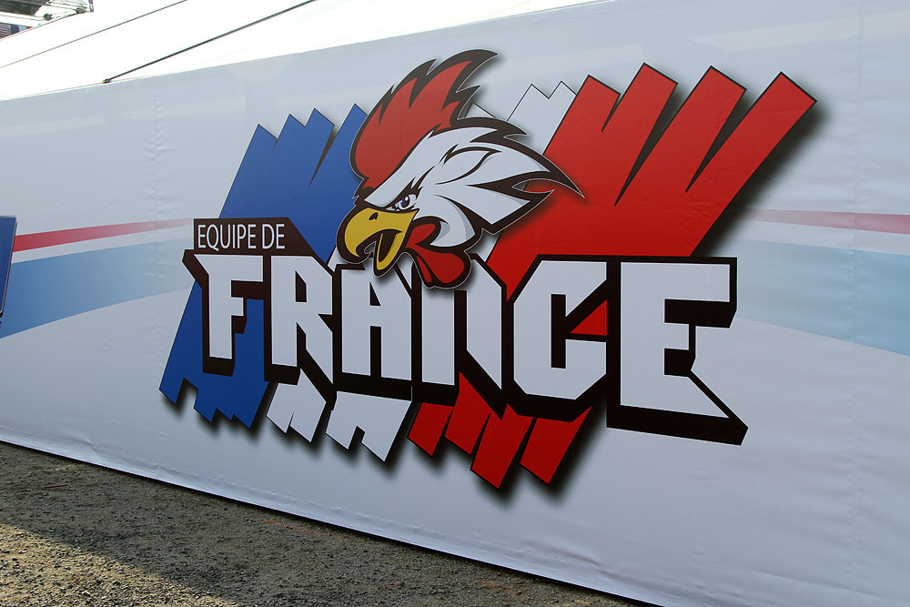 Team France - MXoN Friday Pitbits - Motocross Pictures - Vital MX