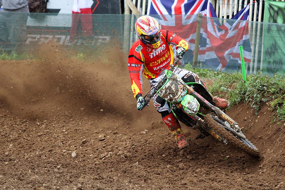 Jonathan Barragan - MXoN Saturday Qualifing racing. - Motocross Pictures - Vital MX