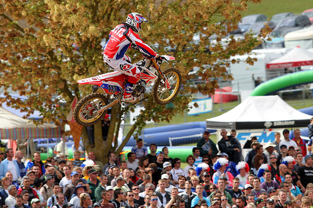 Evgeny Bobryshev - MXoN Saturday Qualifing racing. - Motocross Pictures - Vital MX